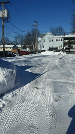 Commercial Plowing Project Raymond NH