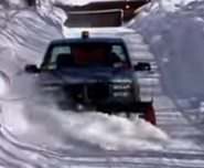Snow Plowing Safety and Techniques Raymond NH