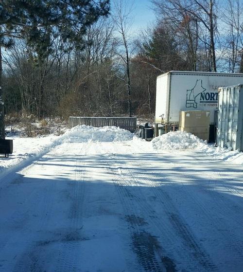 Snow Plowing Raymond NH